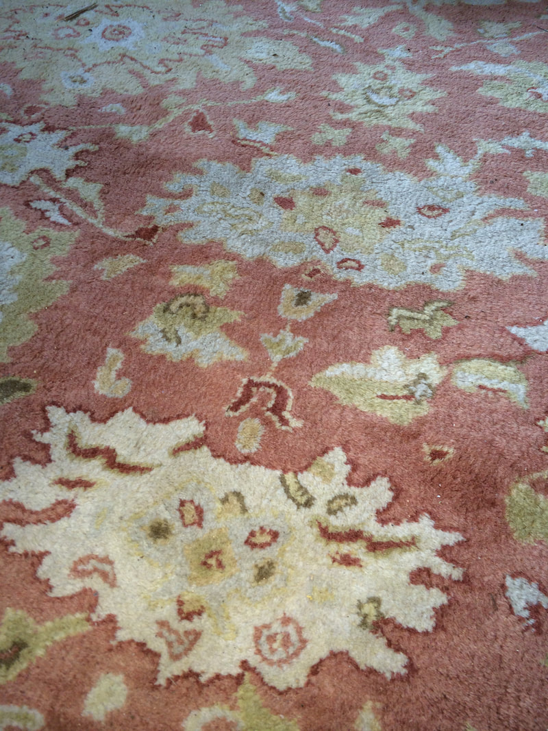 Rug Cleaning.